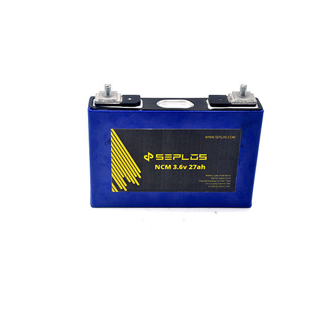 Customized Lithium Ion Battery Cells Lifepo4 3.6V 27AH Leakproof For Solar Storage