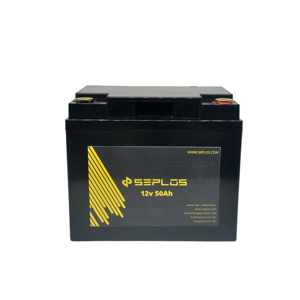 Professional Deep Cycle Storage Battery12 Volt 50ah Lithium Battery