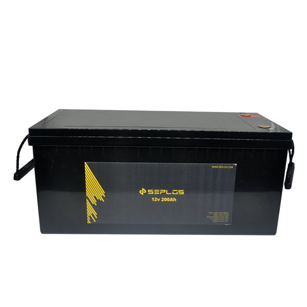 12V 200AH Deep Cycle Storage Battery Automotive Lithium Ion Battery